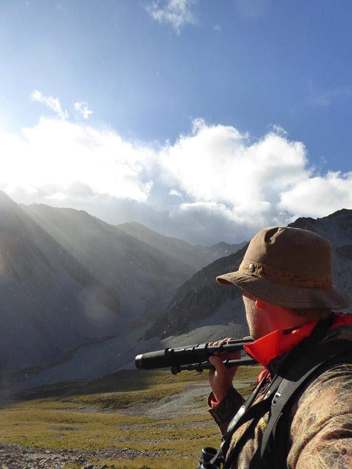 Nya Zeeland Bergsjakt