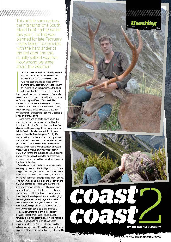 coast 2 coast hunting NZ_Sida_1